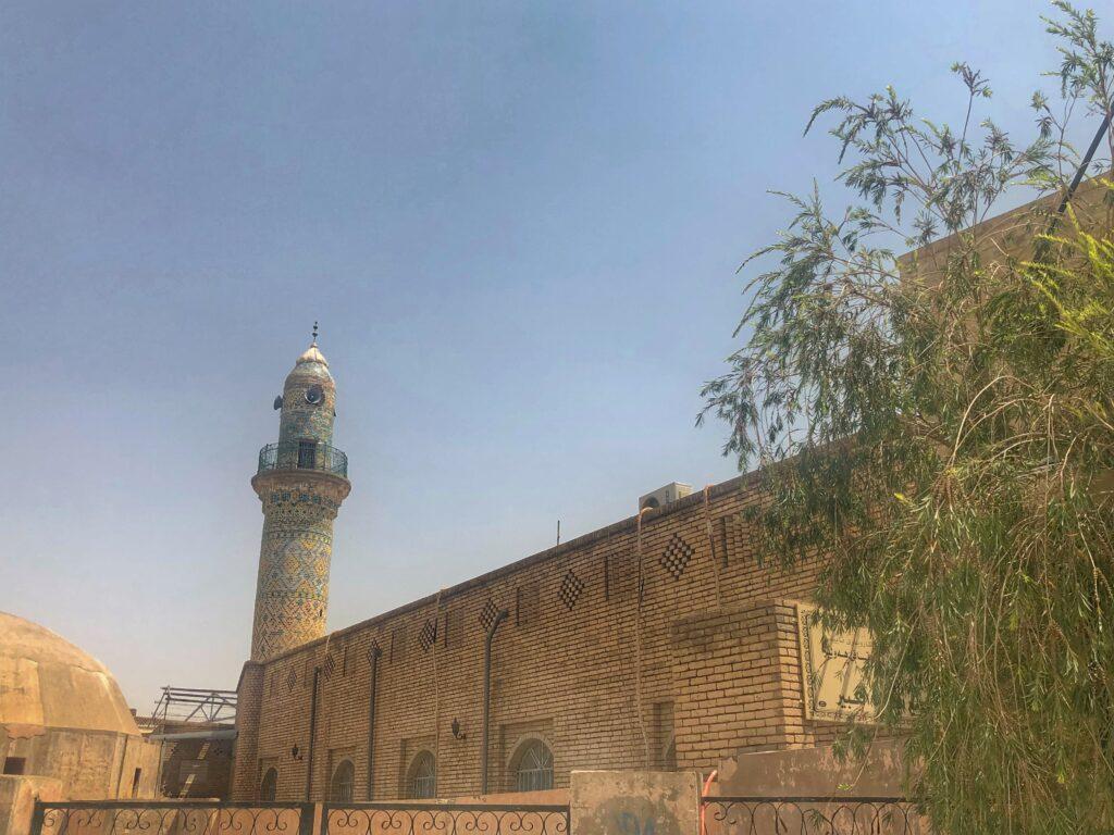 mosque citadel