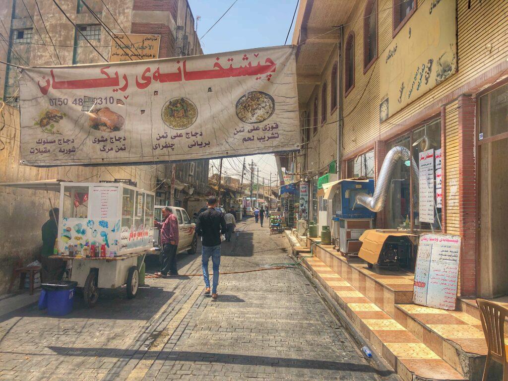 quartiere arabo